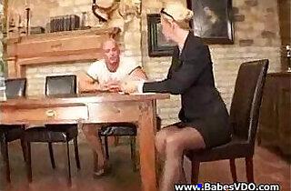 Employee Taking Revange on Boss