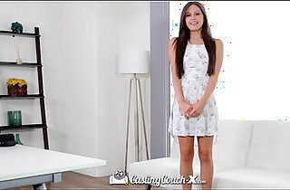 CastingCouch X Lucy Doll gets fucked by casting agent in first audition