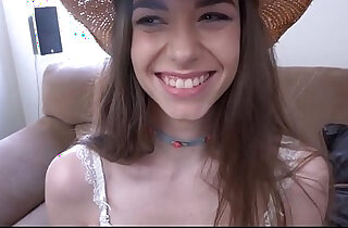 Teen Stepdaughter Tali Dova Sex With Stepdad To Stay With Him On Family Farm