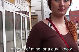 Publicsex euro jizzed on by a stranger