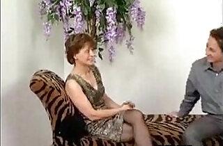 Dirty Grandma Getting anal Fucked Classic