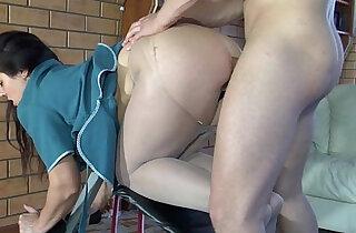 Milf anal russian