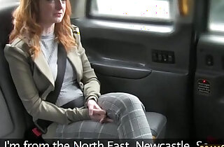 Hottie hot girl pussy slammed hard by pervy drivers cock